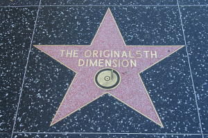 5th Dimension Star on the Walk of Fame