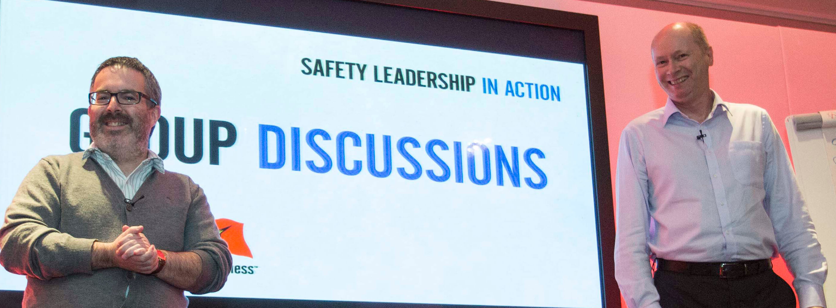 Safety leadership is a behaviour not a position